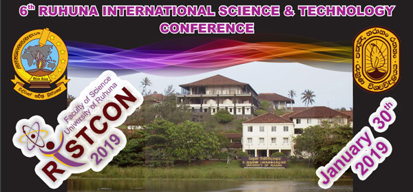 Faculty of Science -Ruhuna